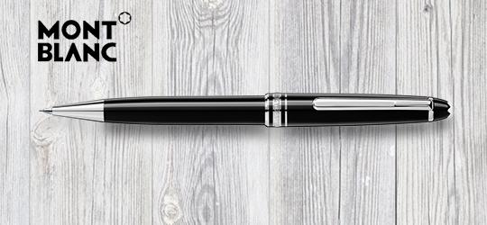 モンブラン シャープペン 0.5mm
