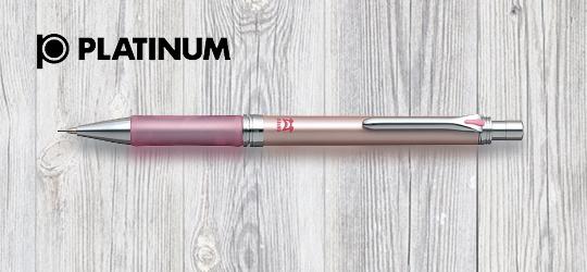プラチナ シャープペン 0.5mm
